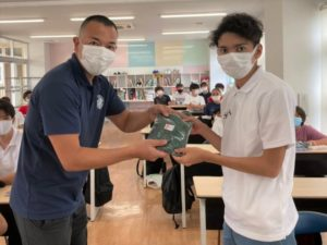 学校法人SOLA沖縄学園へ行ってきました♬02