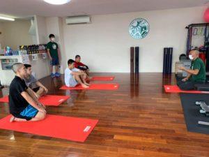 グループトレーニング風景09
