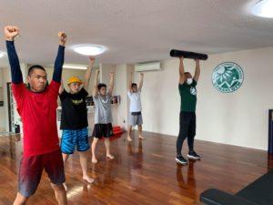 グループトレーニング風景04