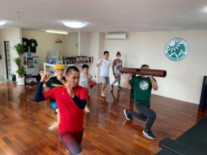 グループトレーニング風景05