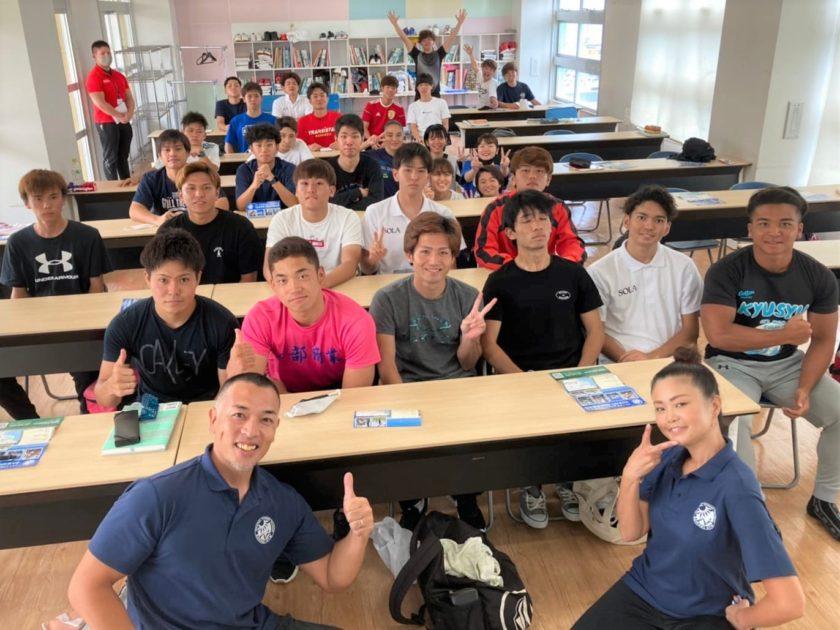 学校法人SOLA沖縄学園へ行ってきました♬01