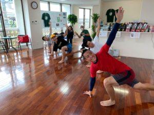 グループトレーニング風景03