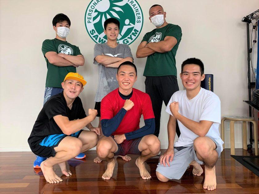 グループトレーニング風景01