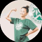 沖縄北谷 パーソナルトレーニングジム・スポーツジム SAWAKI GYM (サワキジム) トレーナー