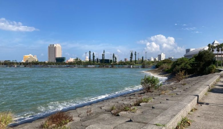 サワキジム沖縄北谷風景01