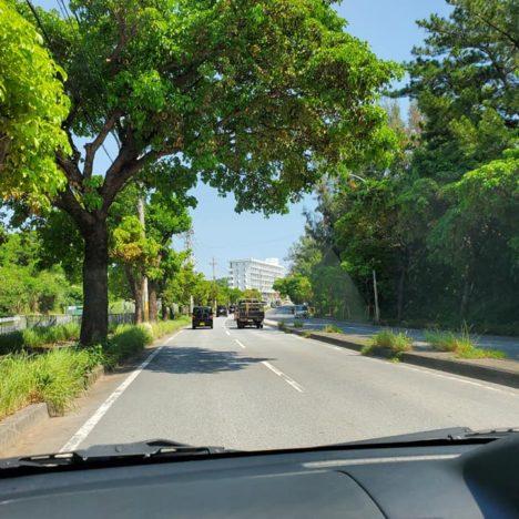 サワキジム沖縄北谷風景