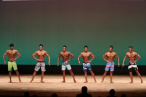 東日本メンズフィジーク選手権、応援ありがとうございました!06