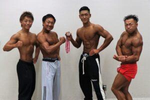 東日本メンズフィジーク選手権、応援ありがとうございました!07