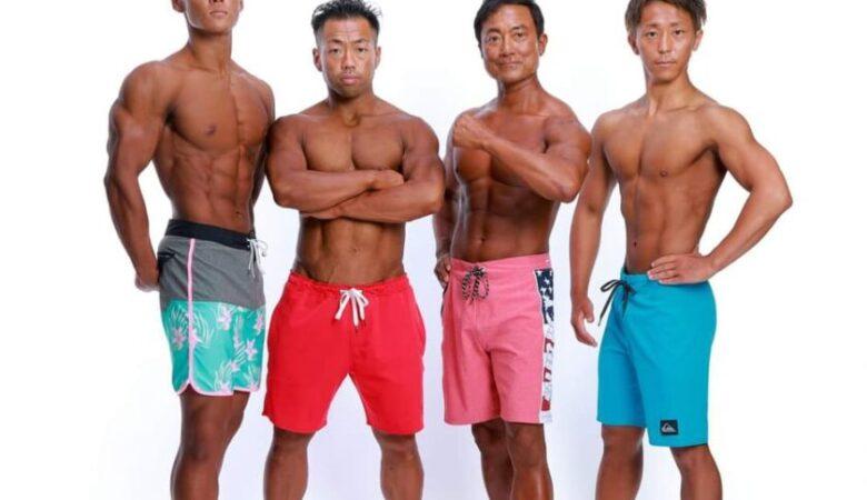東日本メンズフィジーク選手権、応援ありがとうございました!01