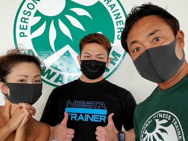 【沖縄北谷】New Trainer01